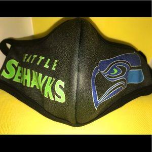 Seahawks Face Mask